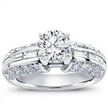 Diamond Engagement Setting (1.74 CTTW) | Adiamor