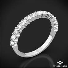 Platinum Diamonds for an Eternity Half Diamond Wedding Ring | Whiteflash