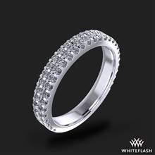 Platinum Park Avenue Diamond Wedding Ring | Whiteflash