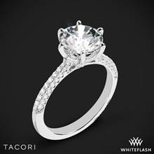Platinum Tacori HT2676 RoyalT Diamond Engagement Ring | Whiteflash