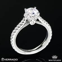 Platinum Verragio ENG-0460R Couture Diamond Engagement Ring | Whiteflash