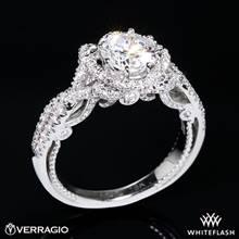Platinum Verragio INS-7087R Insignia Diamond Engagement Ring   Whiteflash