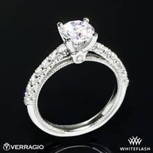 Platinum Verragio V-951-R2.0 Renaissance Diamond Engagement Ring | Whiteflash