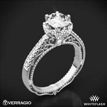 Platinum Verragio Venetian Lace AFN-5052-4 Diamond Engagement Ring   Whiteflash