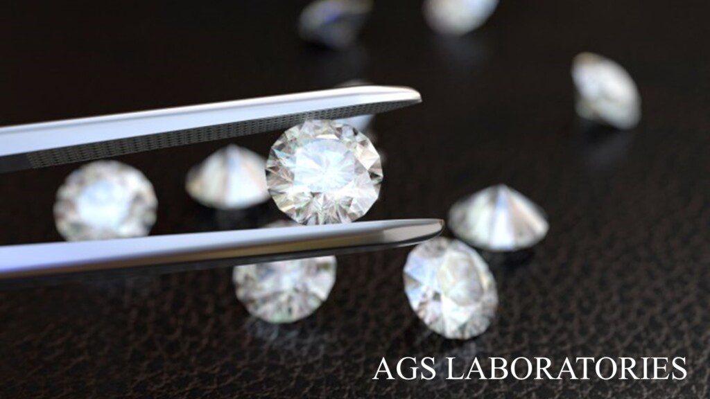 AGS diamond grading laboratory