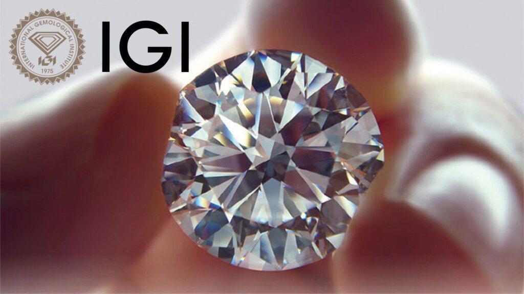 IGI diamond grading laboratory