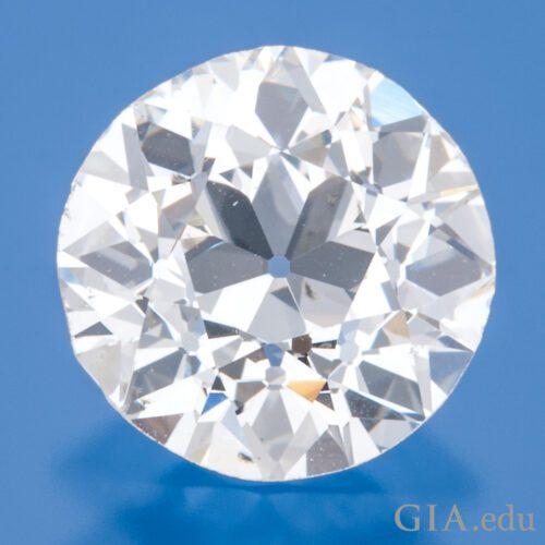Old European Cut Diamond. ( Image source GIA.edu)