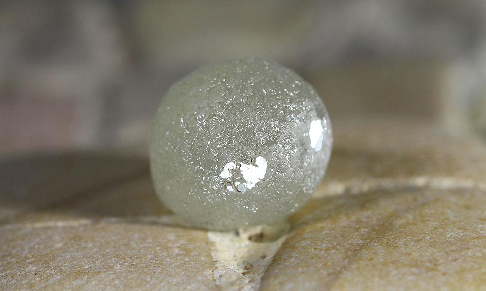 BREAKING DIAMONDS