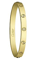 Icon: Cartier Love Bracelet