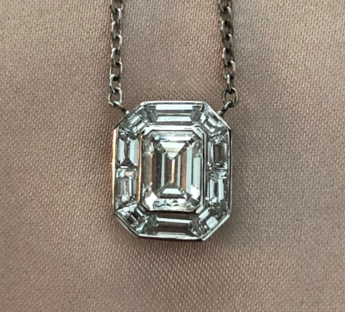 Everything Old is New Again: Emerald Cut Transformation