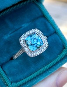 2.76 ct blue zircon posted on SMTB by SapphireMomma
