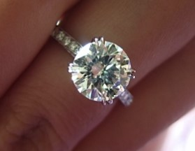 Classically Beautiful Engagement Ring