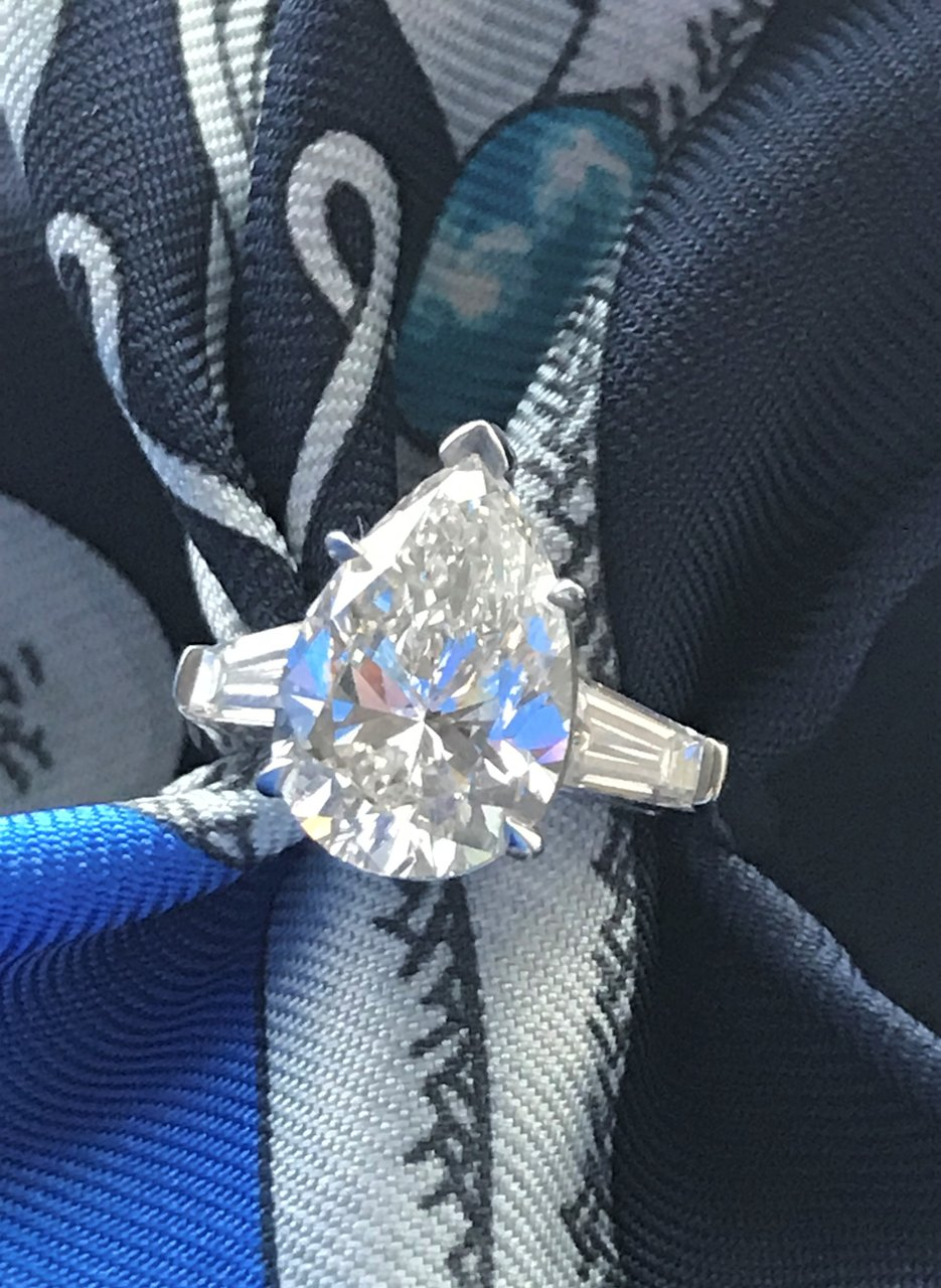Pear Perfection Engagement