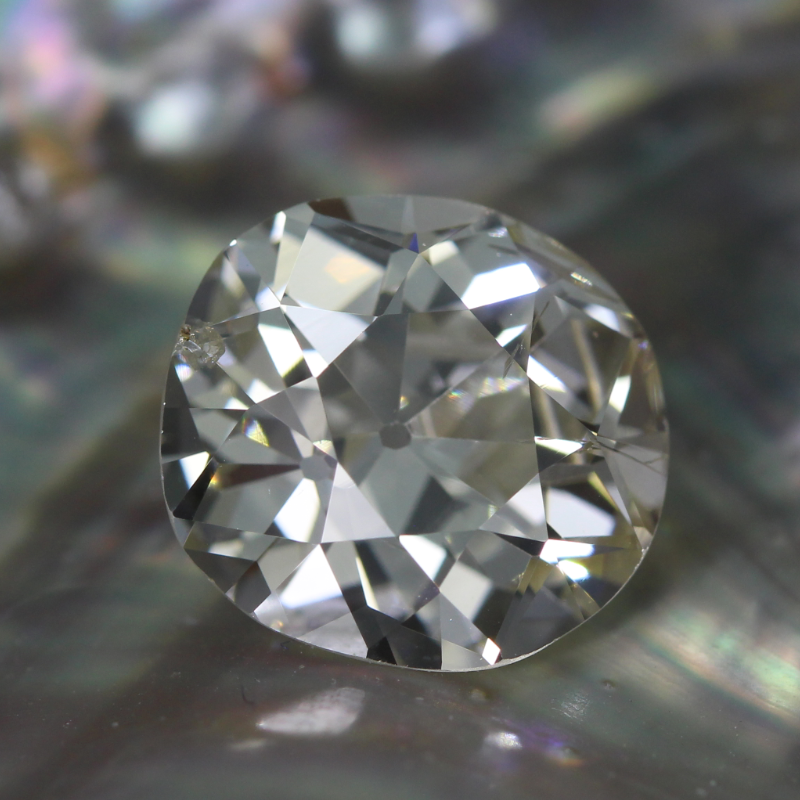 The Cushion Shape Diamond — a composition
