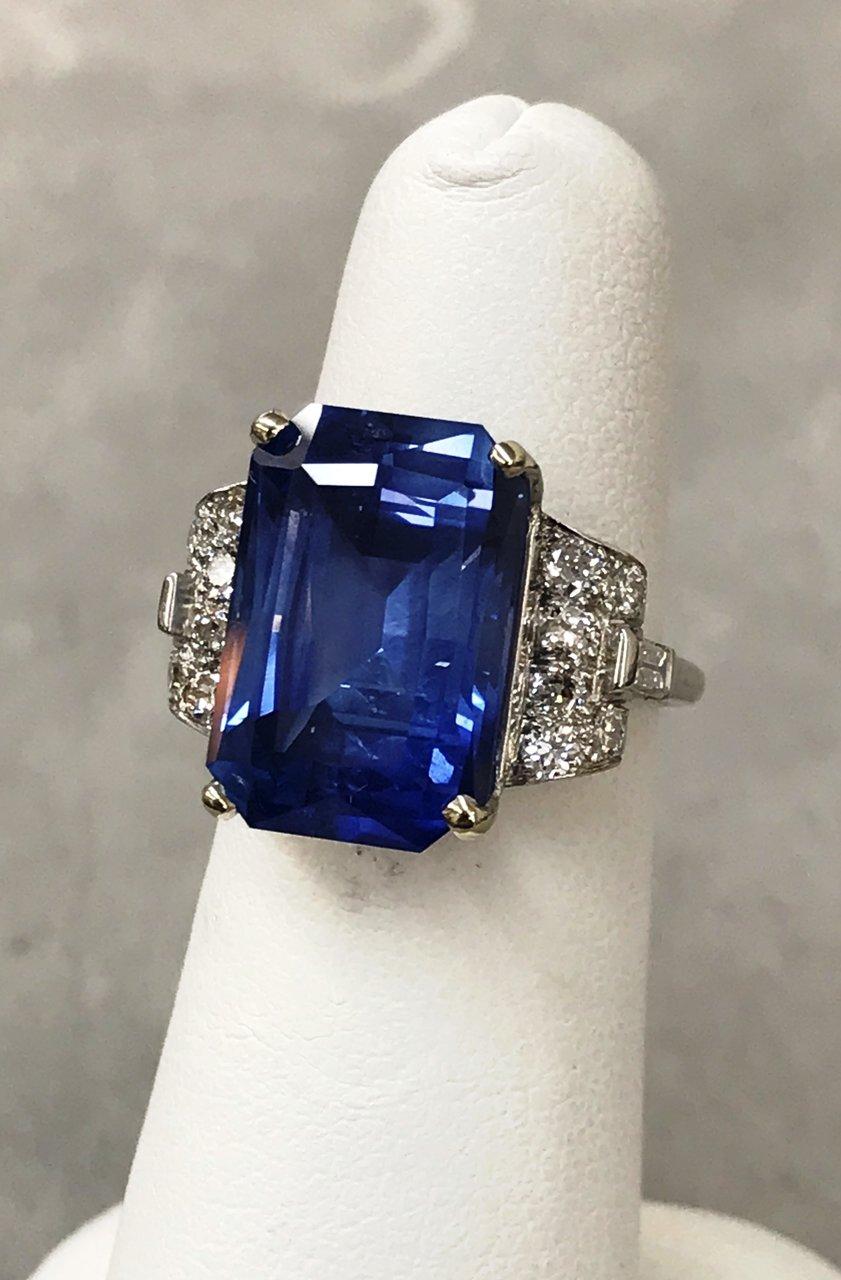 Feeling (Sapphire) Blue