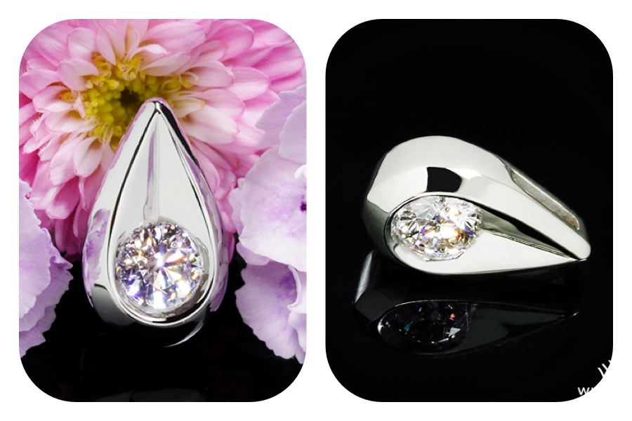 ACA Diamond Pendant