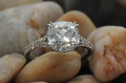 AVC Engagement Ring