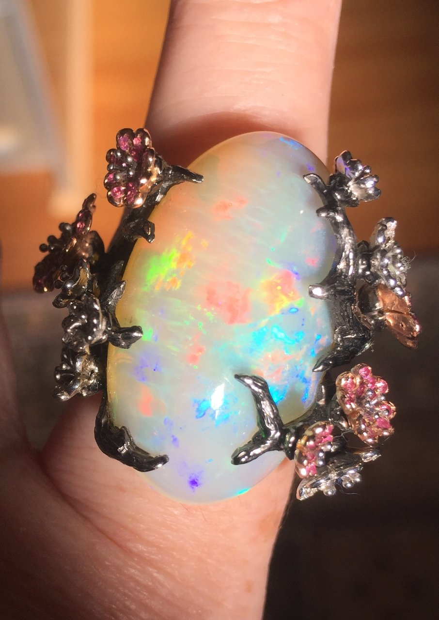 Opulent Opal Art!