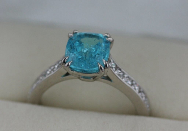 Paraiba (tourmaline) of the Caribbean
