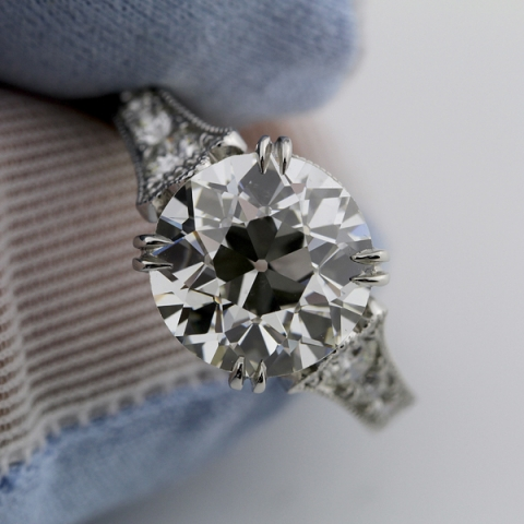 #Goals OMC Engagement Ring
