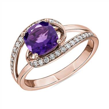 Amethyst Engagement