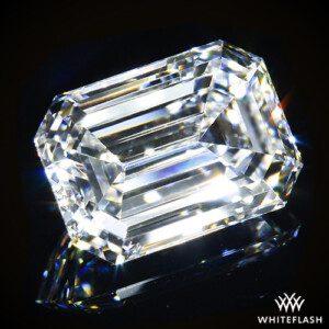 Emerald Diamond Shape