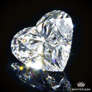 Heart Diamond Shape
