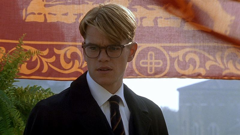 Style File: The Talented Mr. Ripley