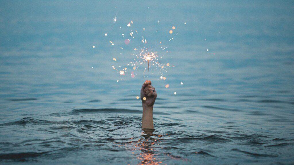 The sparkle test