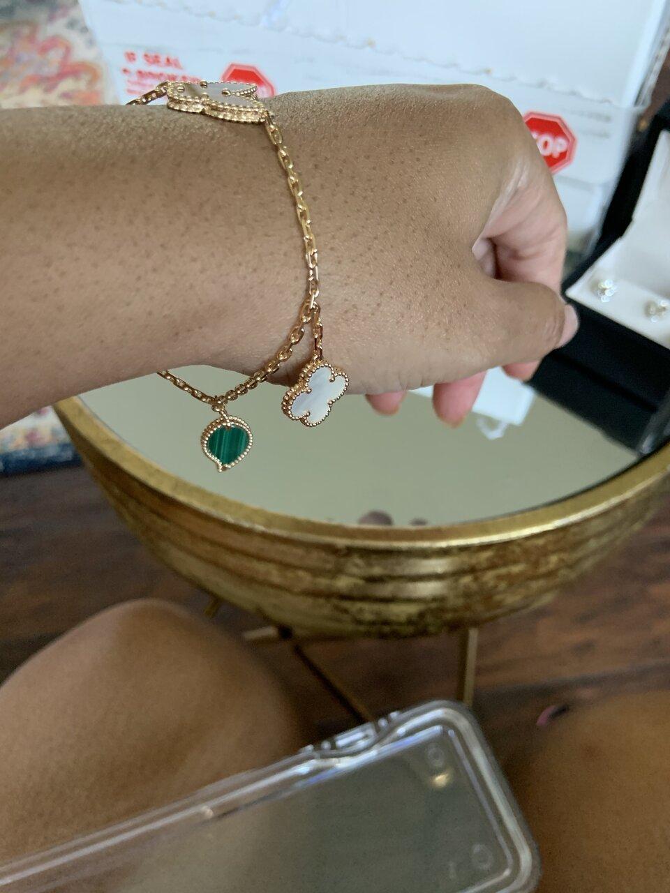 Lucky Alhambra Bracelet