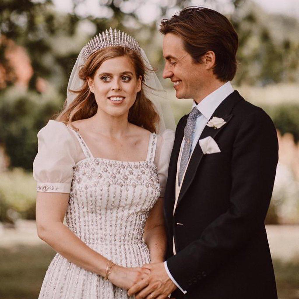 Princess Beatrice's Wedding Style