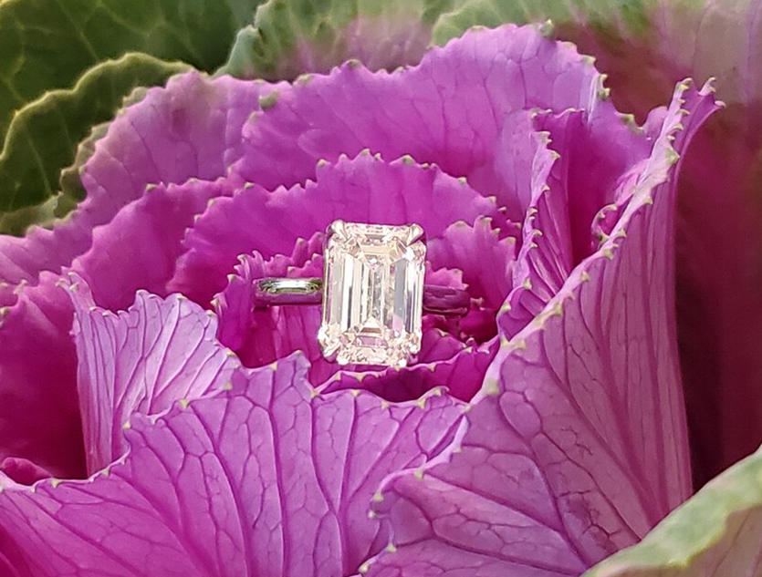 Fabulous 5 Carat Emerald Cut and More!