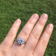 Reset Heirloom Engagement Ring