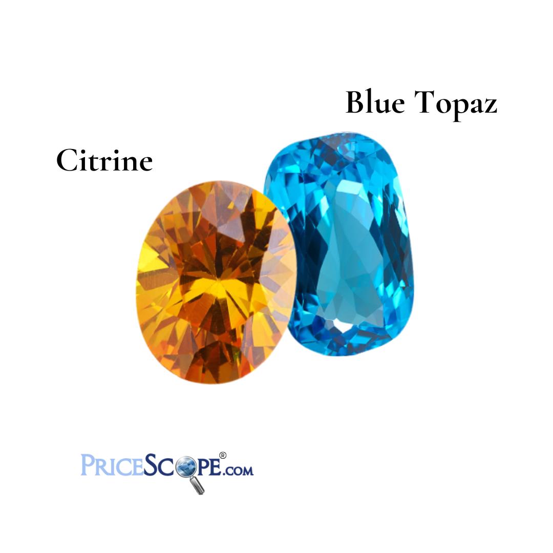 Captivating Citrine and Tantalizing Topaz