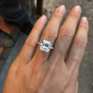 5.5 Carat Diamond Upgrade