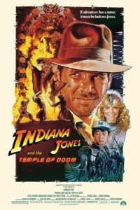 Indiana Jones and the Temple of Doom (1984), Paramount, LucasFilm