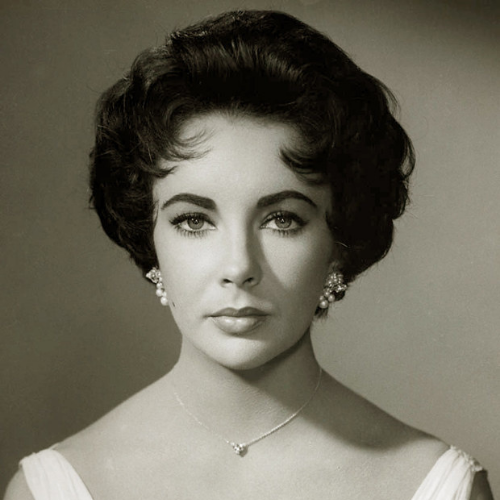 Elizabeth Taylor's Diamond Heart