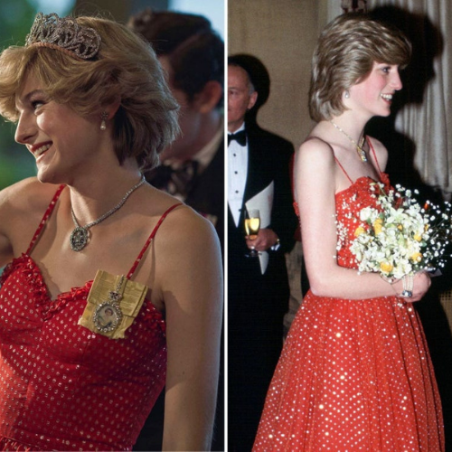 The Jewels of Diana, Princess of Wales as seen on The Crown
