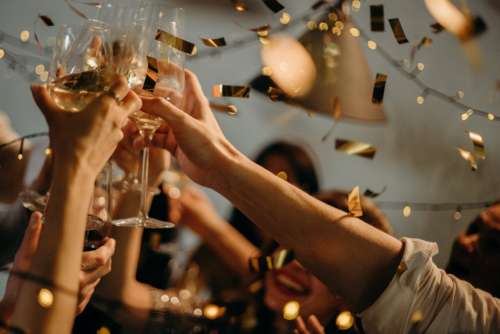 No matter what your plan is, we raise a glass to you! Happy New Year, PriceScopers!