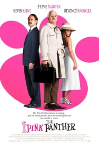 Pink Panther 2007 movie poster