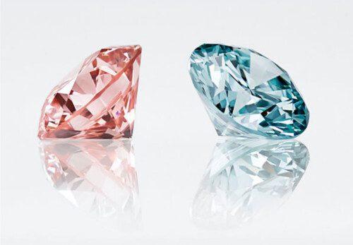 Blue Nile x Lightbox Collection Lab-grown diamonds
