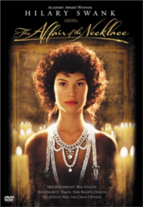Affair of the Necklace movie poster