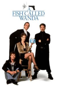 Fish Called Wanda movie poster