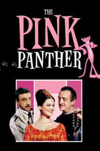 Pink Panther 1963 Movie Poster