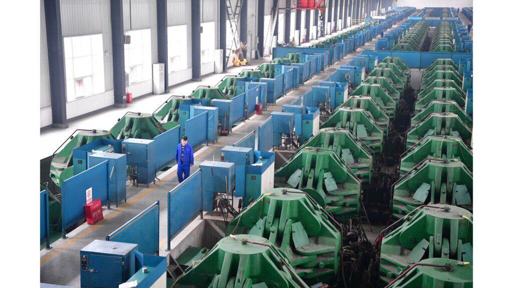 lab grown diamond factory