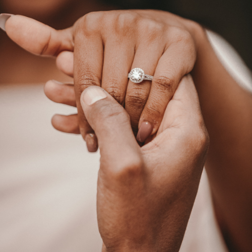 Choose your Character – Engagement Ring Edition
