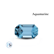 March Birthstone 2021 - Aquamarine