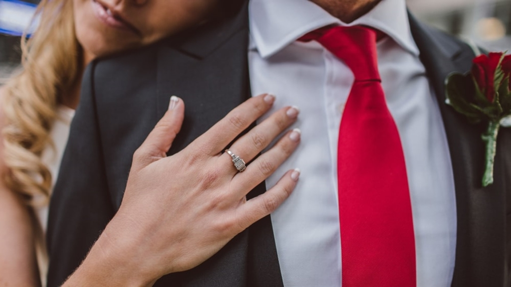 diamond quality - couple with diamond