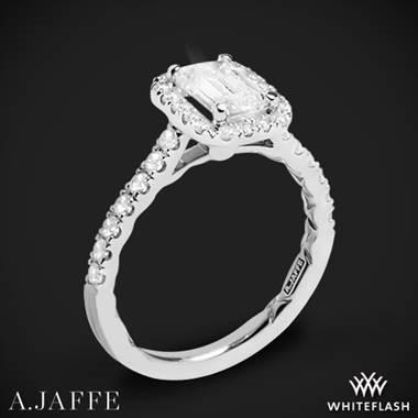 Seasons of Love Halo Diamond Engagement Ring at Whiteflash