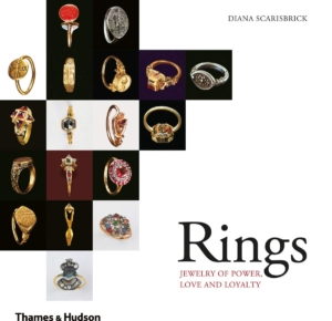 Rings Jewelry of Power Love and Loyalty Book